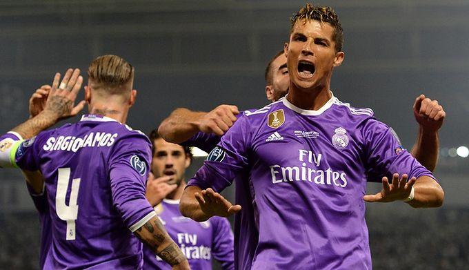 Cristiano Ronaldo Z Nową Fryzurą Wp Sportowefakty