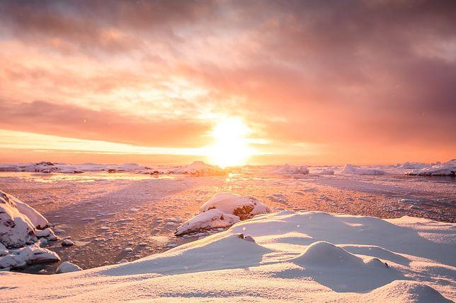 Popłynie na koniec świata, by chronić Antarktydę. Przed Brytyjką ogromne wyzwanie