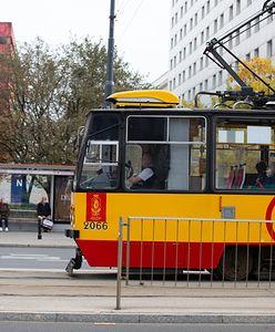 Warszawa. Remont torowiska na placu Bankowym. Zmiany w ruchu tramwajów