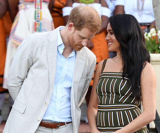 Księżna Meghan, książę Harry i Adele. Spotkali się w społecznej kuchni