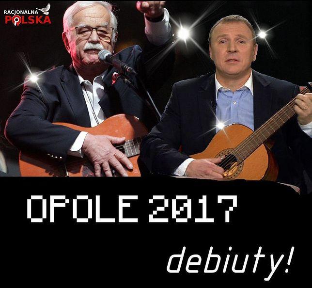 Internauci żartują z Jacka Kurskiego i festiwalu w Opolu. Zobacz MEMY