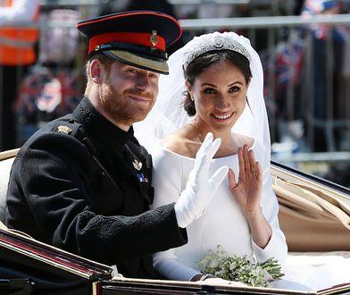 Ślub księcia Harry'ego i Meghan Markle. 19 maja 2018 roku