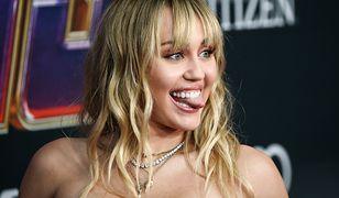 Miley Cyrus złożyła ukochanemu życzenia.