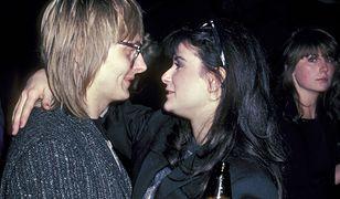 Demi Moore rozlicza się z koszmarów młodości. Zdradziła męża tuż przed ślubem