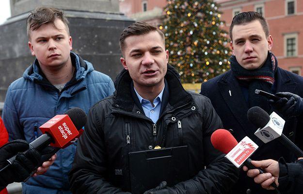 """Młodzież Wszechpolska zapowiada """"pikiety i różnego rodzaju manifestacje"""" w Ełku"""