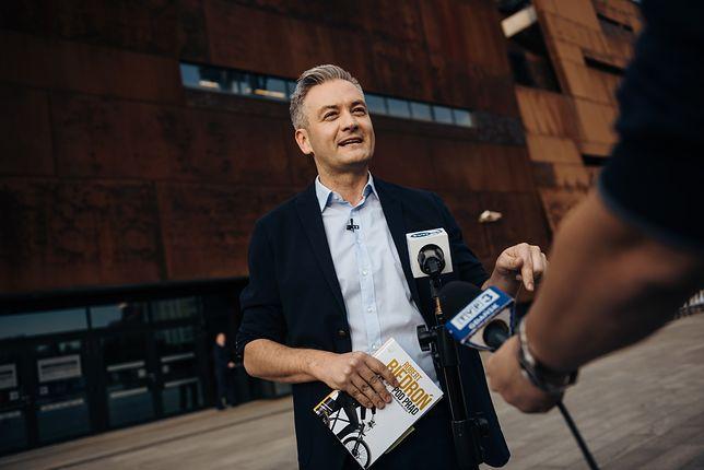 Robert Biedroń nie będzie się ubiegał po raz drugi o fotel prezydenta Słupska