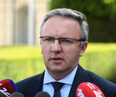 Krzysztof Szczerski zrezygnował z kandydowania na komisarza UE