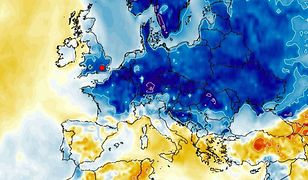 Pogoda. Chłód w całej Polsce, a w górach nawet mróz i śnieg