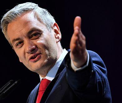Robert Biedroń zaprezentuje w sobotę listy kandydatów w wyborach do PE