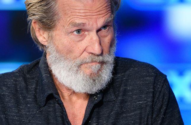 Jeff Bridges choruje na raka, a los dołożył mu jeszcze COVID-19