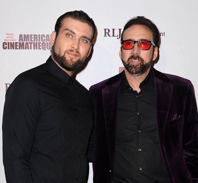 Sędzia przedstawił synowi Nicolasa Cage'a propozycję nie do odrzucenia. Tak się kończy ucieczka przed policją