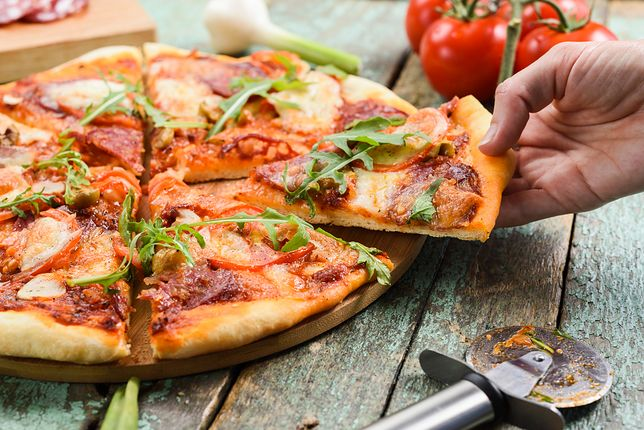 Pizza przepisy