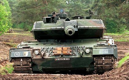 Polsko-polska rywalizacja o Leopardy