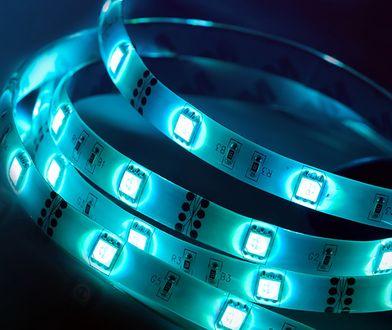 Oświetlenie pokoju taśmą LED – jak zaaranżować wnętrze?