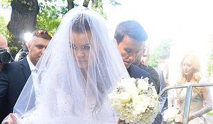 Agnieszka Radwańska wyszła za mąż. W sukni ślubnej wyglądała jak księżniczka!