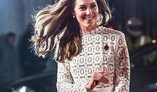"Kate Middleton na premierze ""A street cat named Bob"""