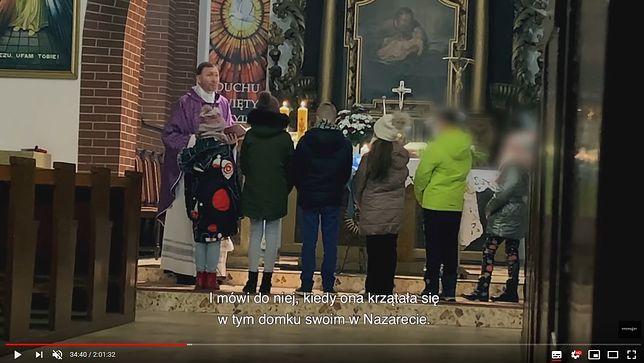 Ksiądz Dariusz Olejniczak miał kontakt z dziećmi mimo sądowego wyroku. Grozi mu 5 lat więzienia
