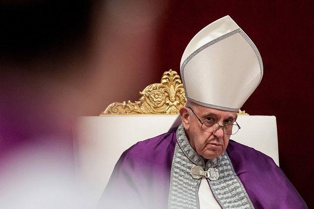 Papież Franciszek o śmierci 17-latki