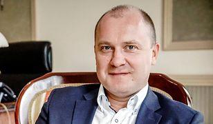 Piotr Krzystek, radca prawny, manager, prezydent Szczecina od 2006 roku