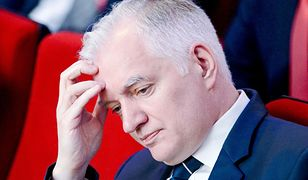 Minister nauki i szkolnictwa wyższego Jarosław Gowin nie rozumie niektórych zarzutów, które stawiają protestujący studenci z UW