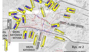 Utrudnienia na A4 w Katowicach. Kierowcy muszą uzbroić się w cierpliwość
