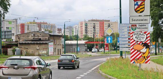 Sosnowiec. Na ul. Piłsudskiego kierowcy napotkają na utrudnienia.