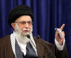 Koronawirus. Przywódca Iranu napisał o szczepionkach na COVID-19. Został ukarany