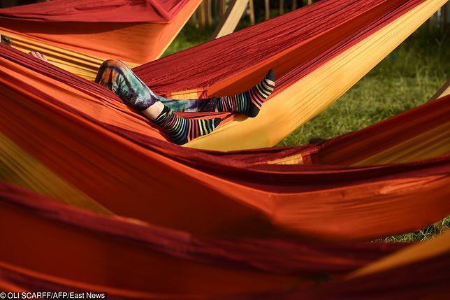 Włochy. Turysta zapłaci grzywnę za spanie w hamaku. Mieszkańcy szykują protest