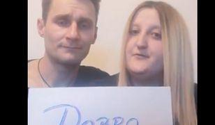 Roksana i Daniel proszą o pomoc