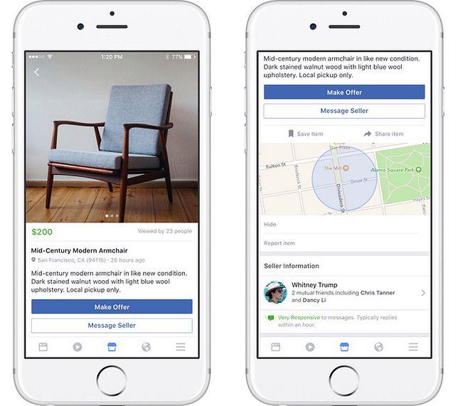 Facebook Marketplace - uważaj na oszustów