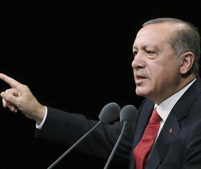 Erdogan chciałby pozbyć się Kurdów wspieranych przez USA