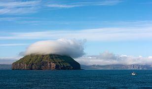 Litla Dimun to najmniejsza z Wysp Owczych