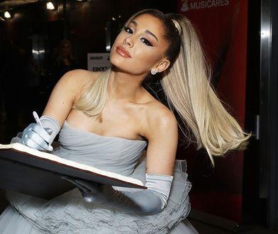 Ariana Grande zaręczona! Kim jest jej narzeczony?