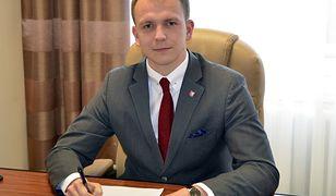 Dawid Kostecki, wicestarosta powiatu