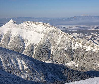 Turysta ledwo uszedł z życiem w Tatrach. Udostępnił film z wypadku
