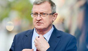 Tadeusz Cymański po operacji. Poseł ujawnił stan zdrowia