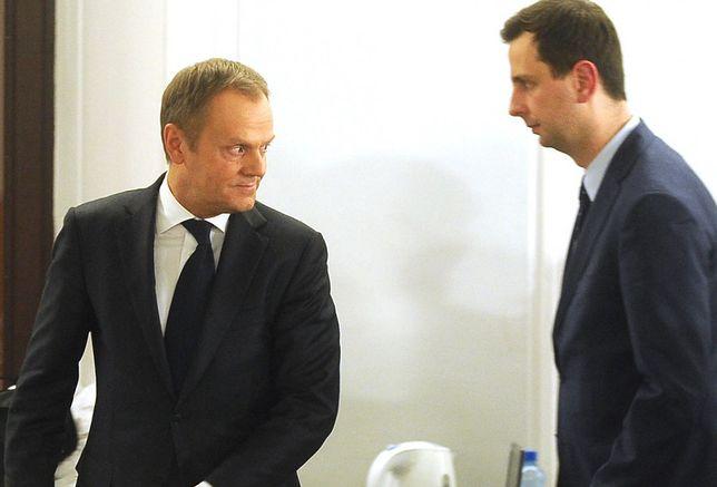 """Wybory prezydenckie 2020. Władysław Kosiniak-Kamysz i Donald Tusk rozmawiali """"przy kawie"""""""