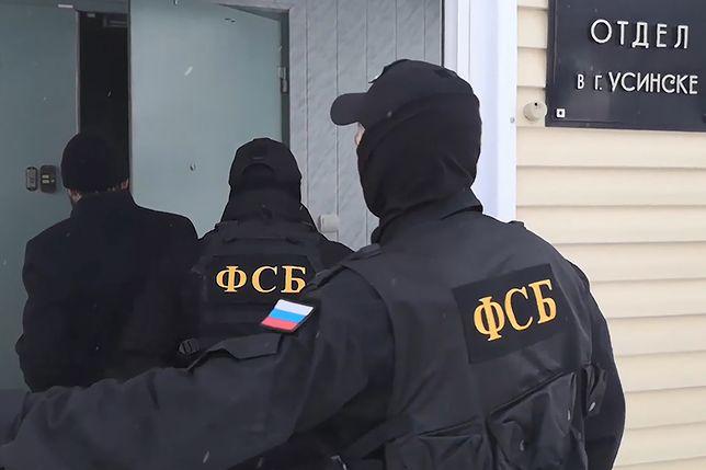 Konsul generalny Ukrainy aresztowany w Petersburgu