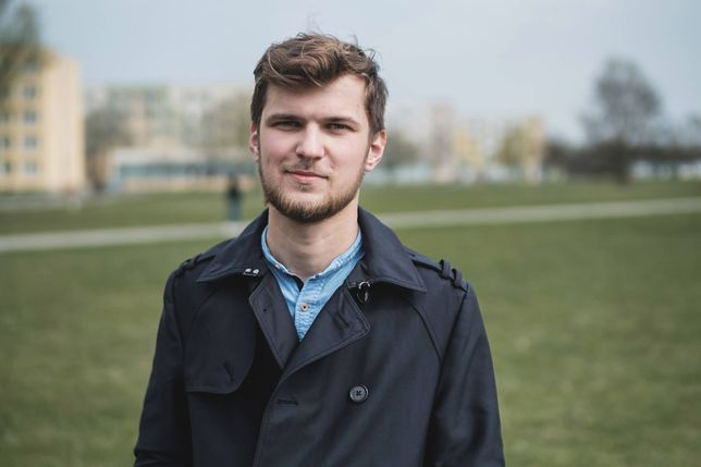 Robert, 23 lata - Ziemniaczany Baron