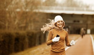 Jesienny jogging jest przyjemniejszy, niż możesz sobie wyobrazić