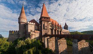 Rumunia -  miejsca związane z Drakulą