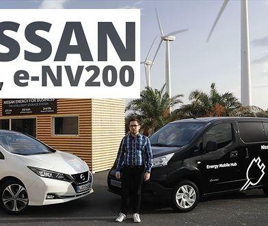Nissan Leaf i e-NV200 - test AutoCentrum.pl #383