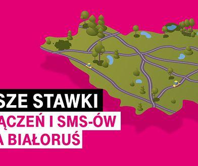 T-Mobile obniża stawki połączeń na Białoruś.