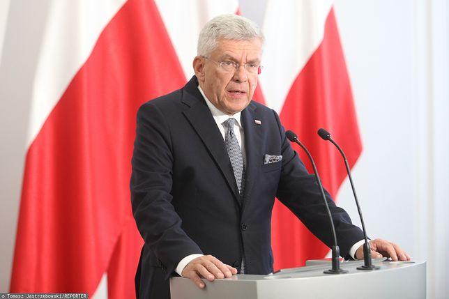 Wybory parlamentarne 2019. Stanisław Karczewski apeluje do Lecha Wałęsy