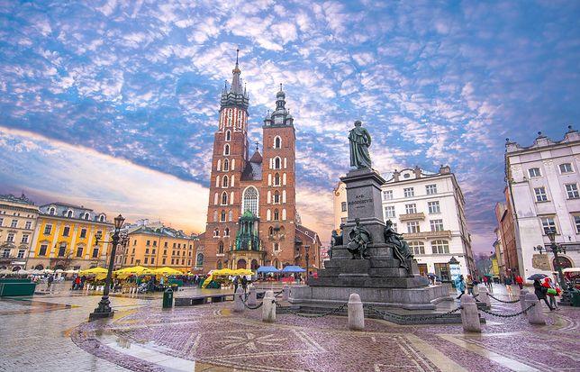Kraków na prestiżowej liście miast. NY Times docenił Polskę