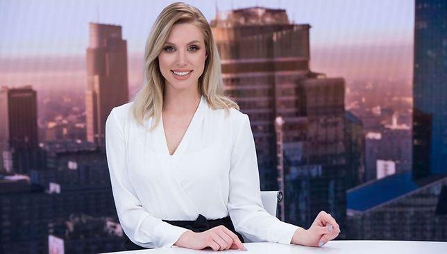 Karolina Pajączkowska przeszła do TVP Info