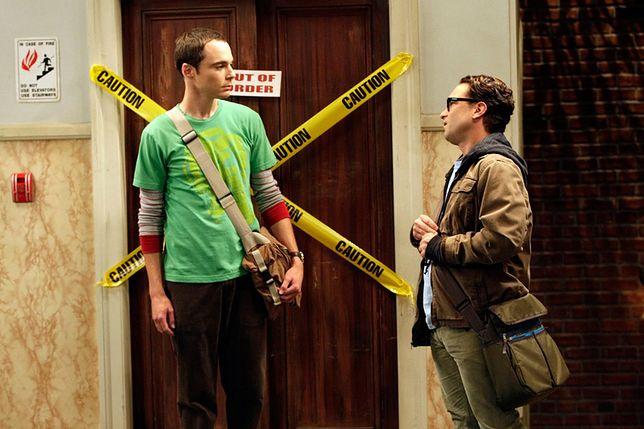 """""""Teoria wielkiego podrywu"""" to sztandarowy przykład serialu o typowych nerdach"""