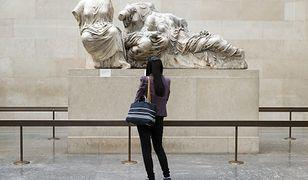 British Museum w Londynie można odwiedzać za darmo.