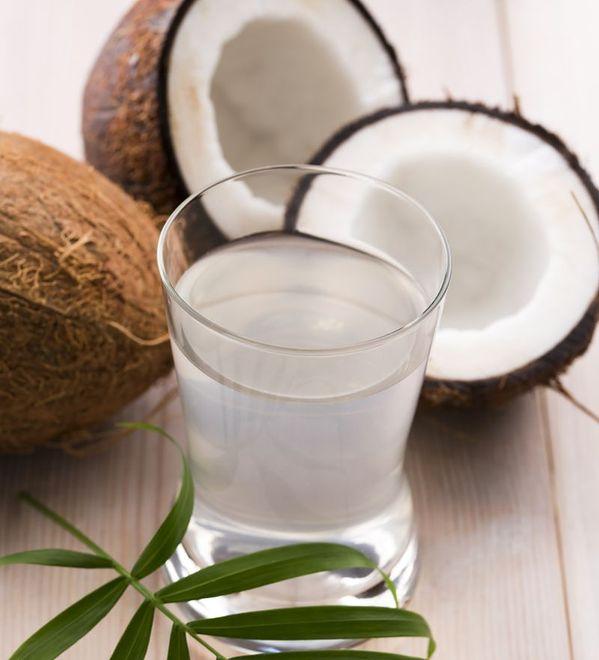Woda kokosowa - napój bogów