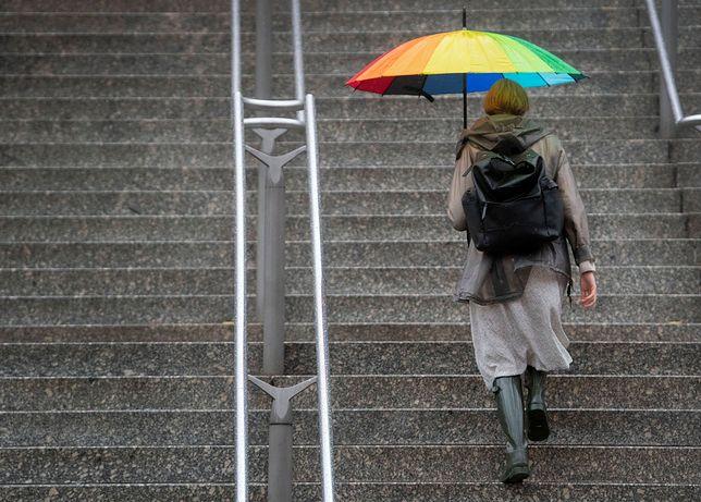 Pogoda na środę 3 października. Będzie wietrznie i chłodno